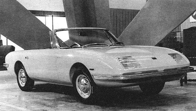 TVR Tina 1966