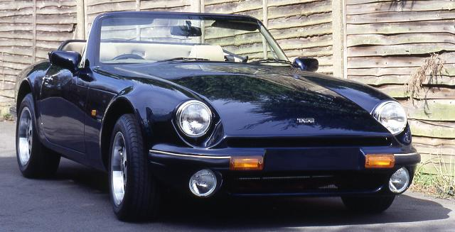 TVR S4 Extrieur